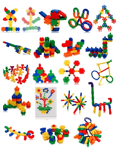 幼儿园教具,儿童桌面益智积木
