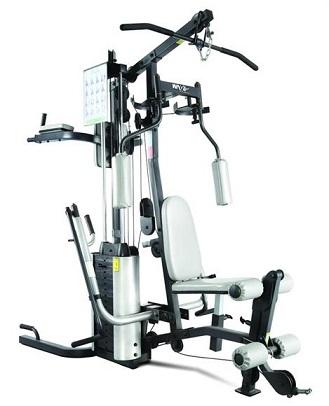 西安力量器械健身房器材豪华二站综合训练器W