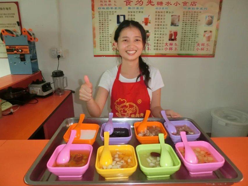 广州化州糖水到哪里学好?
