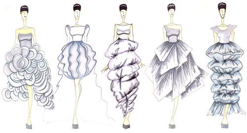 华南龙岩服装设计培训班分享:各种面料服装的洗涤晾晒