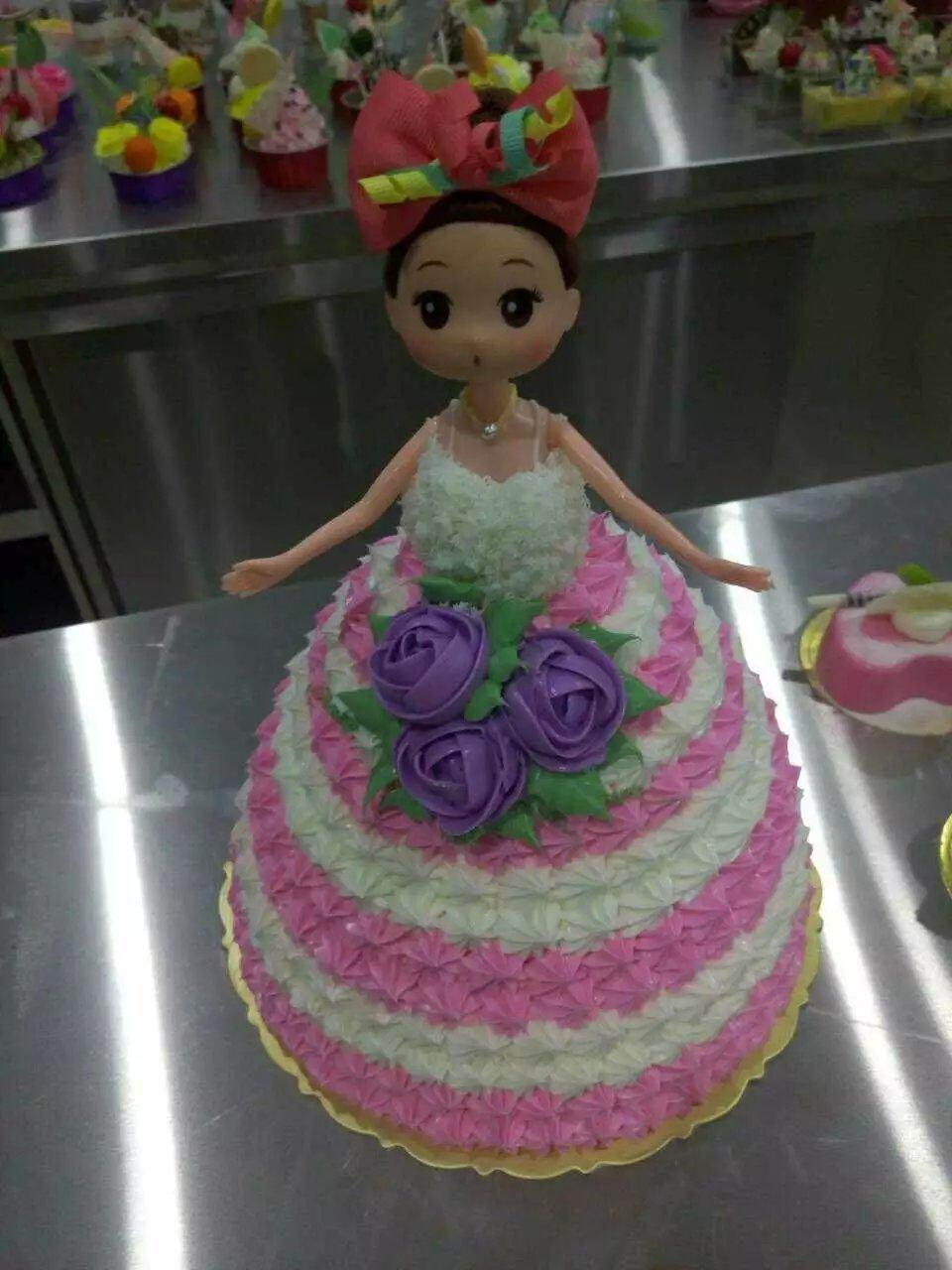 芭比蛋糕的制作方法是什么