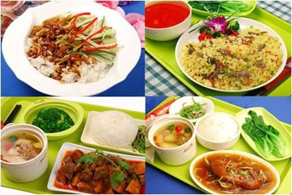 在食堂菜谱方面,帝泉餐饮也是与 一提到食堂,我们总会想着大锅菜