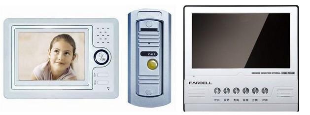 别墅型可视门铃电路板打样 批量生产,深圳知名门铃电路板生产厂家!