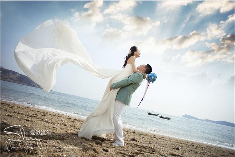 大连韩式婚纱摄影哪家好 大连韩式婚纱照 大连韩式婚纱哪里有