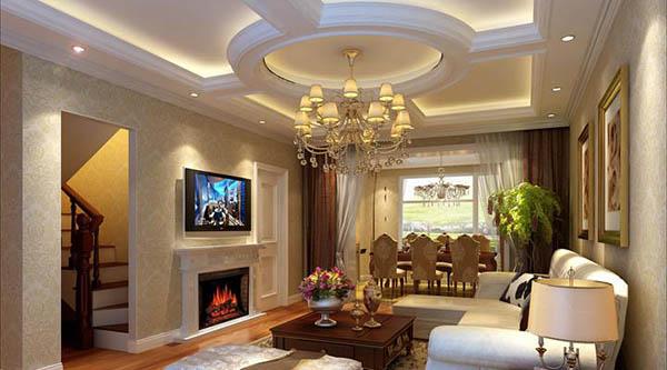 南京别墅装潢设计,东禄装饰专业别墅装修设计