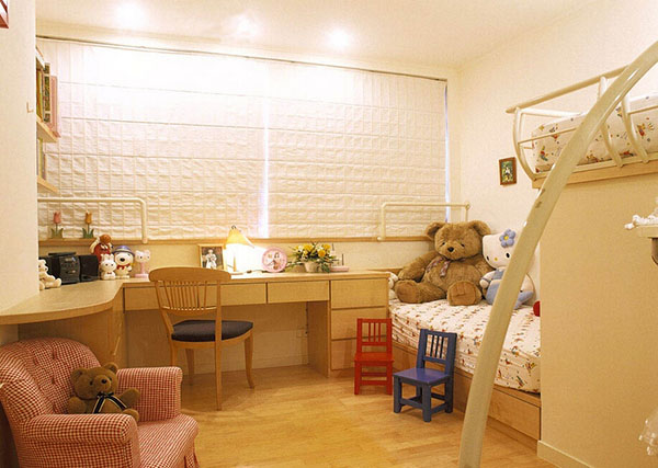 南京小户型儿童房设计