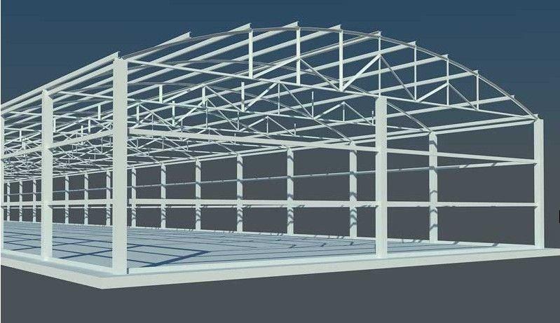 钢结构夹层,钢混工程,网架工程