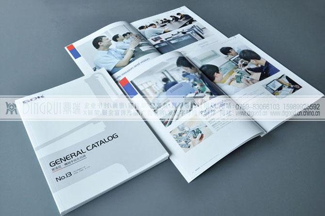 品目录 彩页 画册 印刷 广告 设计服务图片