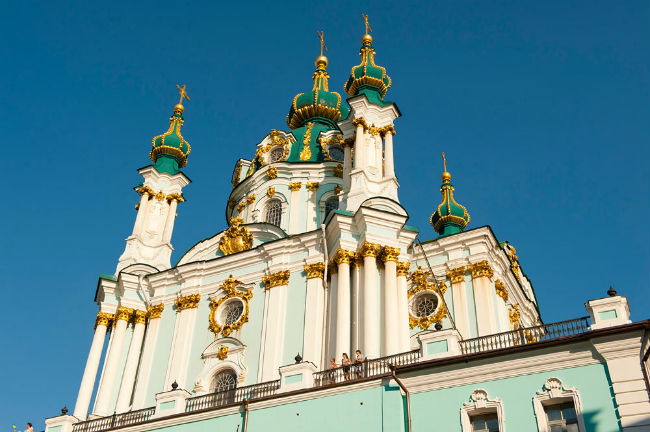 独联体凤凰商旅之乌克兰旅游热门景点大推荐