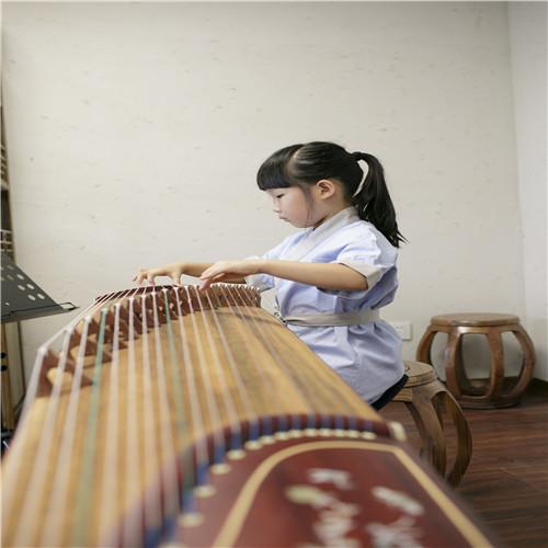 杭州近江古筝渔舟唱晚古典风格的筝曲