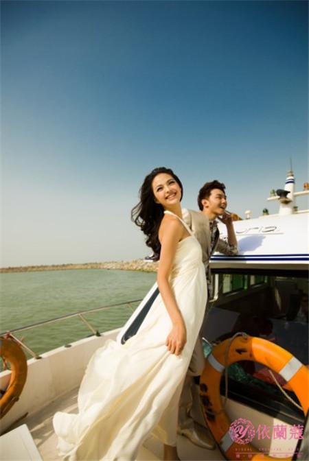德州外景婚纱照最新创意拍摄|婚纱摄影外景拍摄|德州海景婚纱照图片