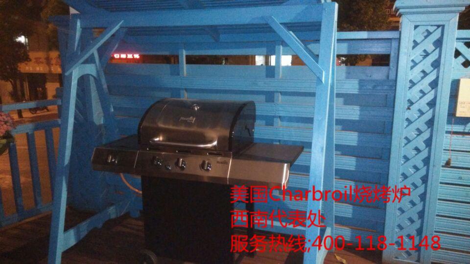 户外烧烤炉用什么品牌好 推荐美国Charbroil烧烤炉