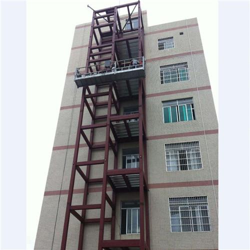 钢结构观光梯