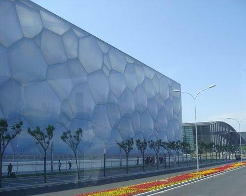 etfe施工工程案例|透明膜etfe膜结构施工|etfe膜结构设计咨询