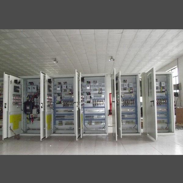 主要产品有高压中置柜、plc电柜,工程柜,环网柜,楼层柜,低压高清图片
