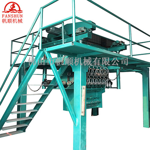 中山校直机机械生产企业,工频有芯炉设备