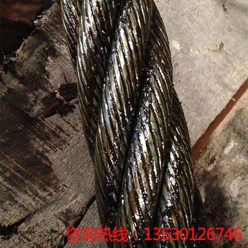 钢丝绳2-4编法步骤图解