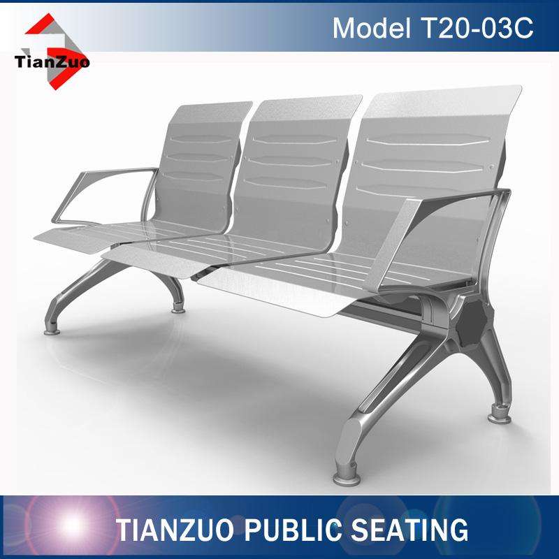 公共座椅按照材料