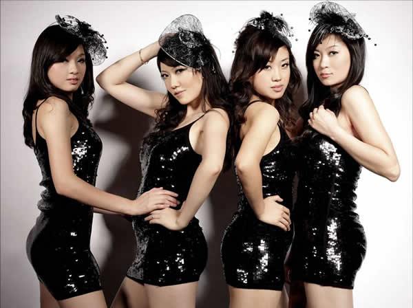 美女舞蹈团; 丹麦舞蹈团美女素颜
