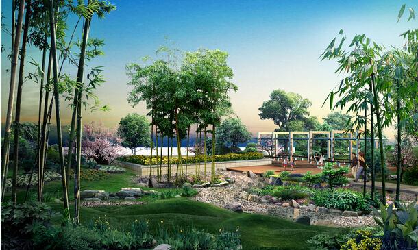 佛山园林景观保障,求设计推荐有服务的那家!机械设计和建筑设计图片