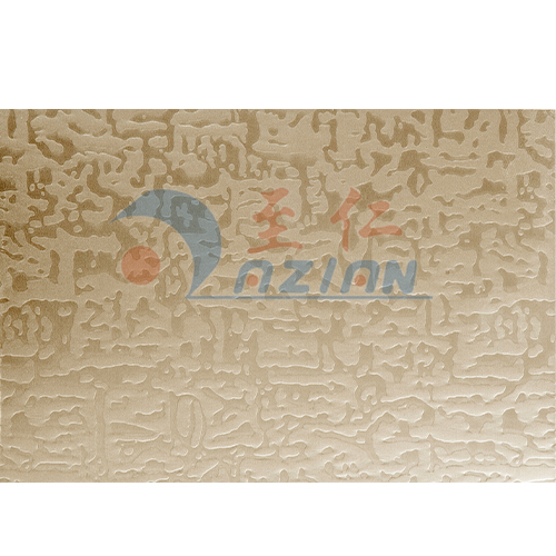 5,球形花纹铝板材又可以称为半圆球形花纹铝板材,表面呈现一个一