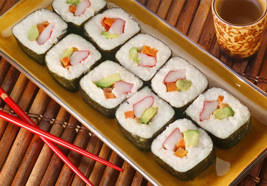 寿司制作 南京寿司制作步骤 南京 夫子庙烹饪学校