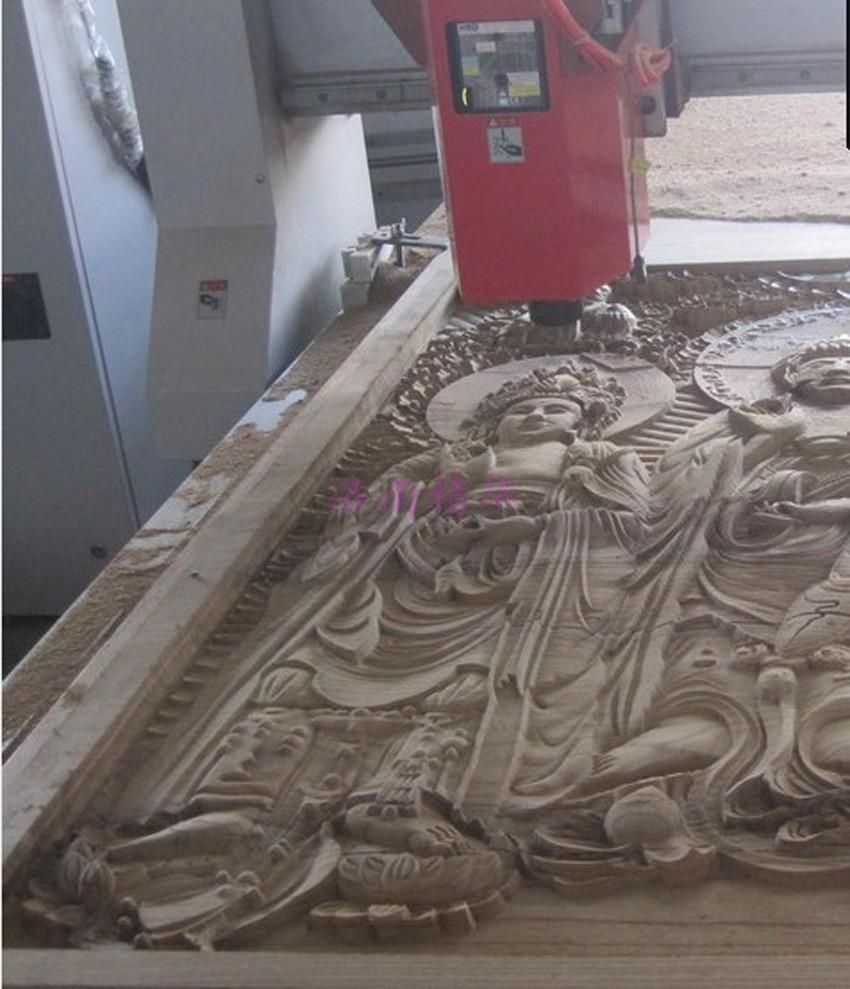 浙江木工雕刻机在雕刻矩形板时注意什么?
