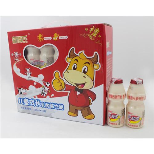 160ml*16瓶儿童成长乳酸菌