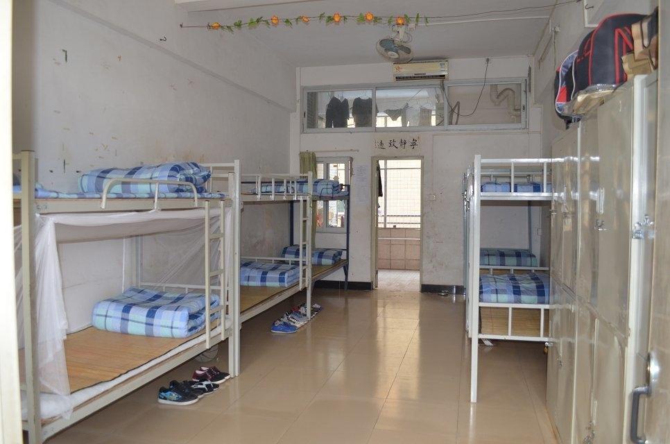 怎么样_广东省轻工职业技术学校的宿舍是几人住的,大概情况怎么样