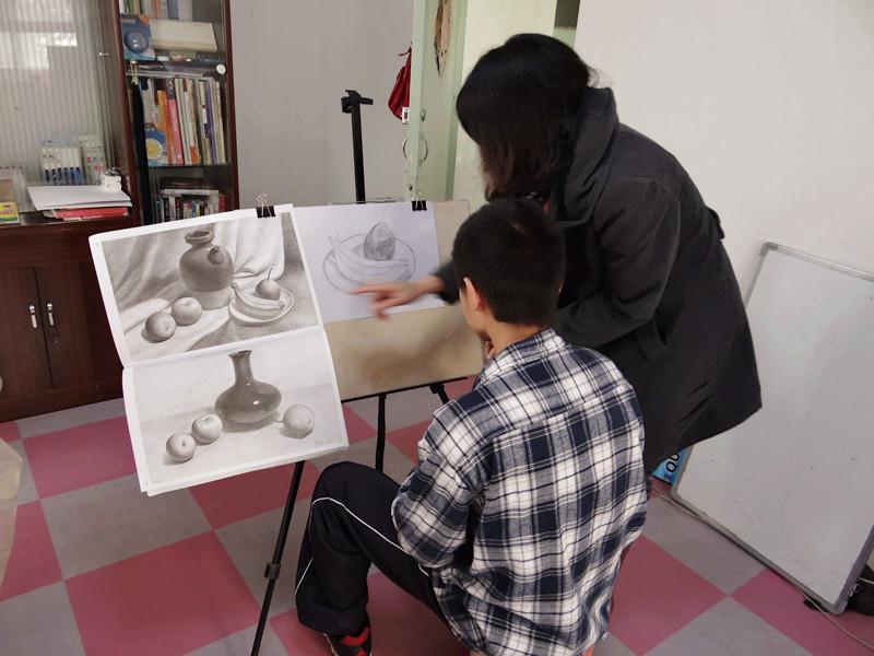 北京 学画画