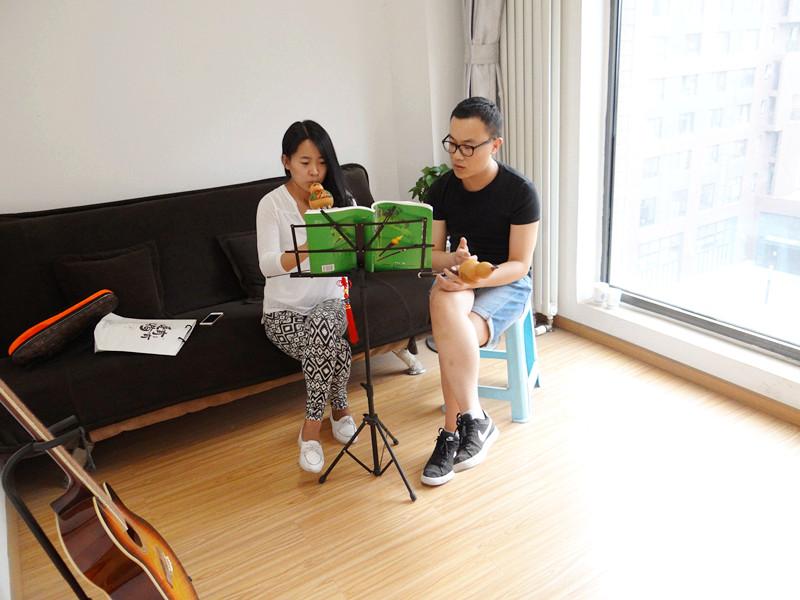 少年中国梦合唱歌谱