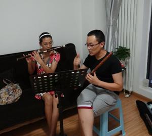 丰台北京笛子培训初中考级培训照片学时候王俊凯笛子竹笛专业图片