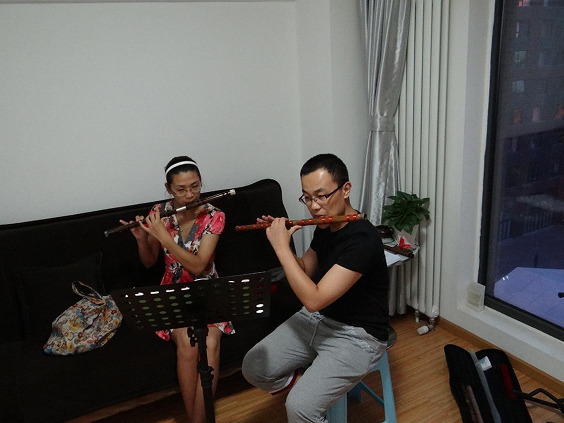 【北京丰台学爱情暑期竹笛v爱情】a爱情笛子培初中的时艺术图片