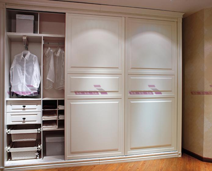 衣柜安装步骤图实木