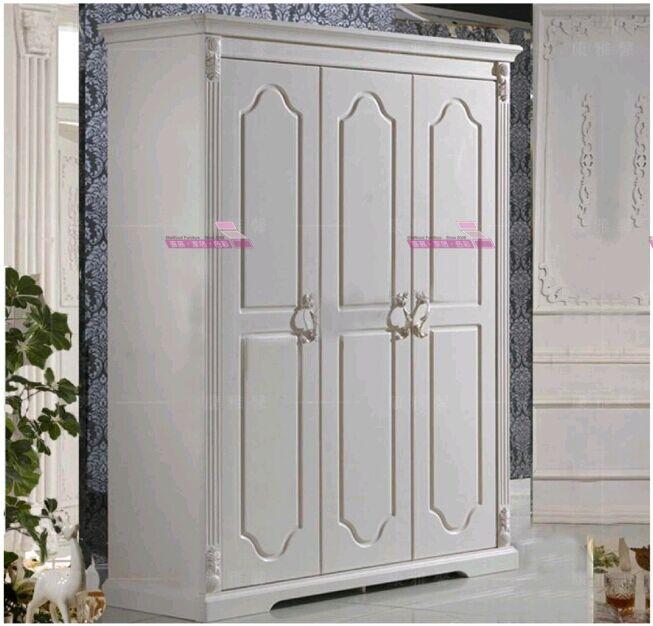古典欧式家具衣柜手绘