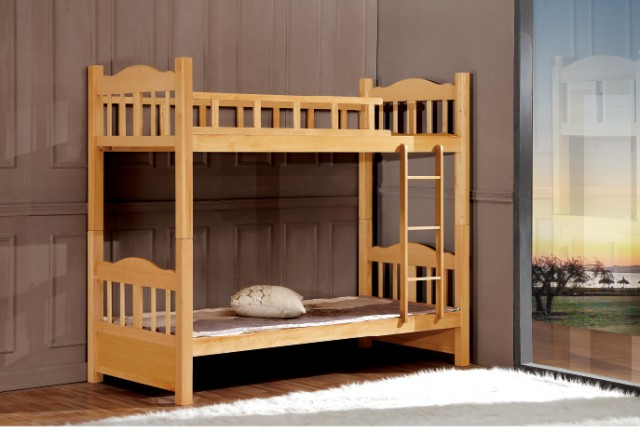 广州儿童实木床定做厂家