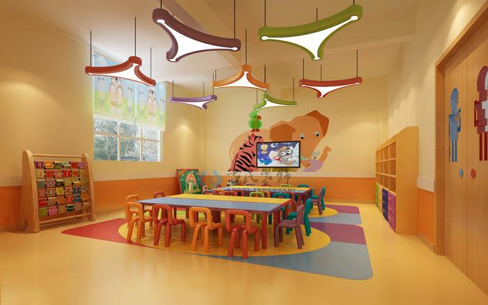 南京幼儿园设计公司谈办园理念