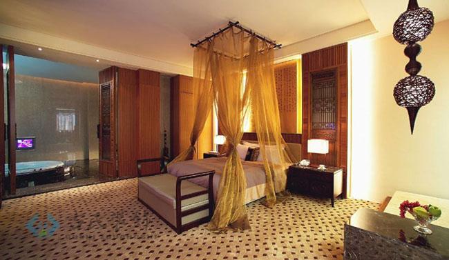 南京小型商务宾馆设计装修热线