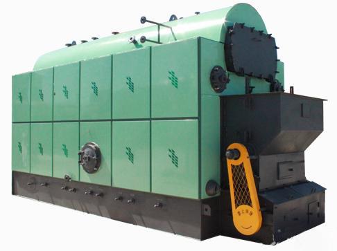 锅炉可配有燃油(燃气)点火燃烧器,实现点火自动化.