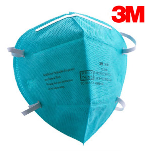 山东3m医用颗粒物防护及外科口罩怎么样?图片