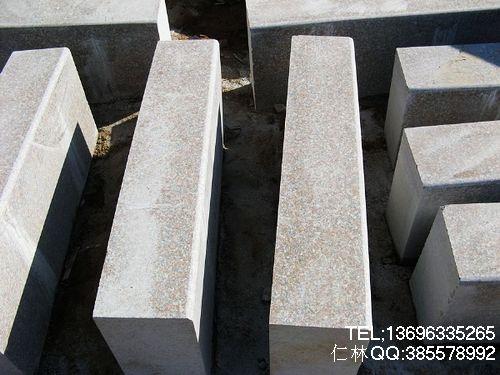 仁林石材厂路沿石专业生产厂,看质量,比价格,都是您的首选