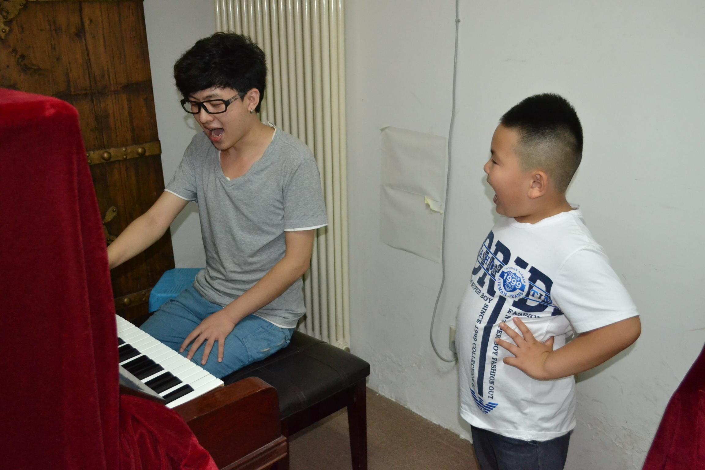 古筝钢琴培训