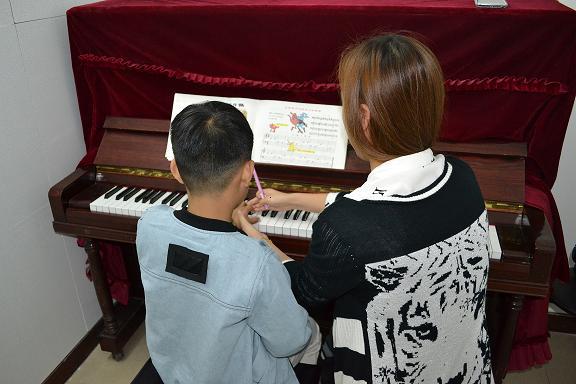 心如刀割 钢琴曲谱