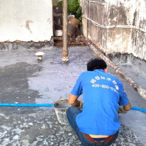 广州番禺区天面漏水怎么办?哪家防水补漏公司口碑好