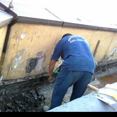 白云区哪家防水补漏公司做地下室补漏专业?