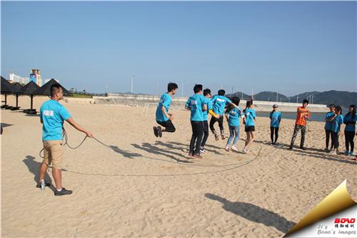 沙滩趣味运动会策划