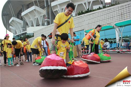 广州六一儿童节亲子活动游戏