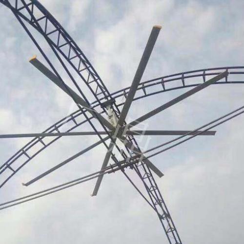 神奇降温工业风扇,户外防水工业风扇