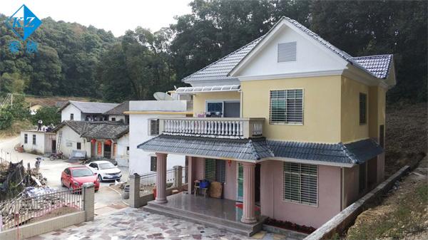 新时代的装配式建筑:轻钢结构房屋