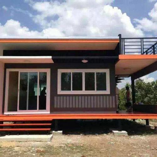 赣州集装箱抗震将钢结构拉入民用住宅